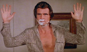 James Brolin, as cool as a creamy shave