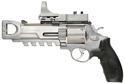 Totally normal handgun for totally not-secret-agent street badass to own