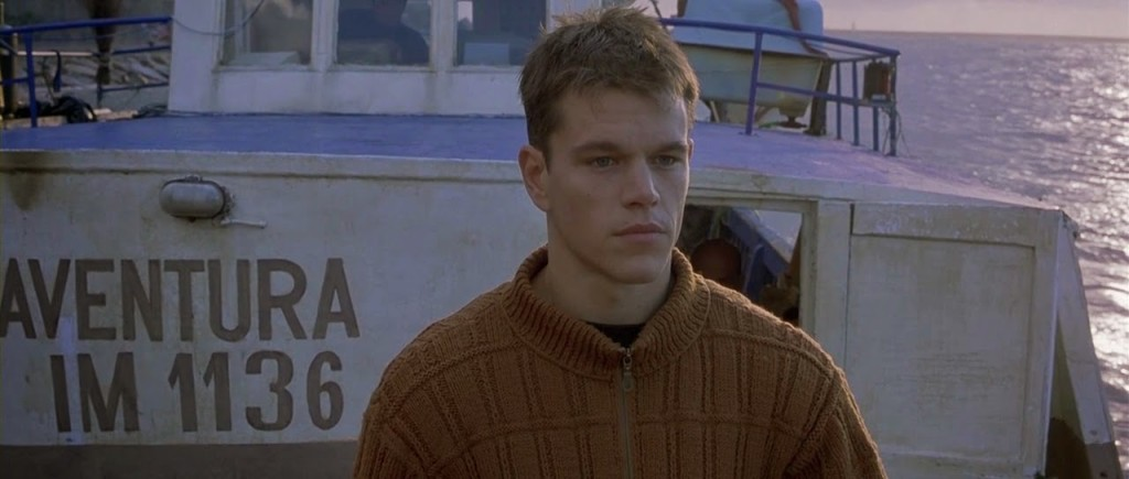 Jason Bourne before he knew who he was
