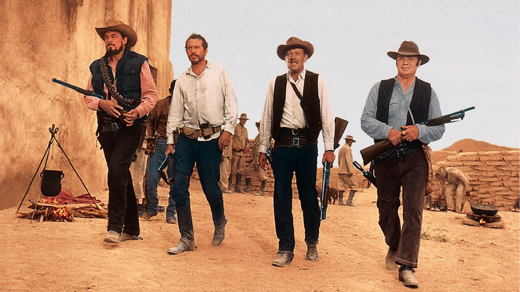 (some members of) The Wild Bunch