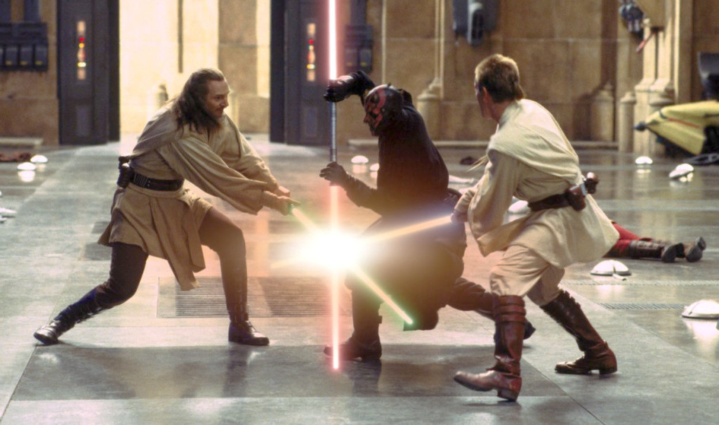YES TO DUEL OF THE FATES