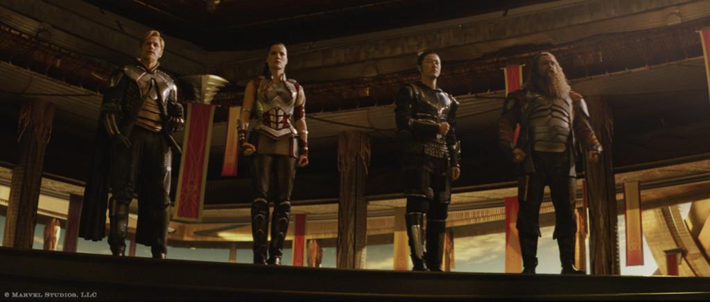 Thor friends