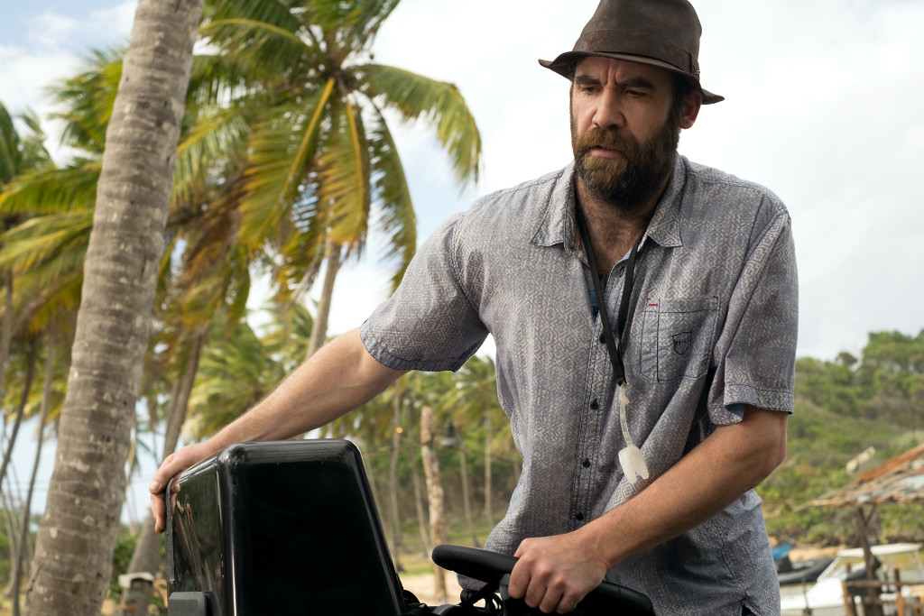 Nice to see Rory McCann without horrifying facial scarring.