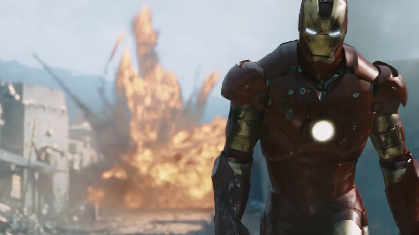 I Is For Iron ~ Recap iron man the exploder action movie recaps