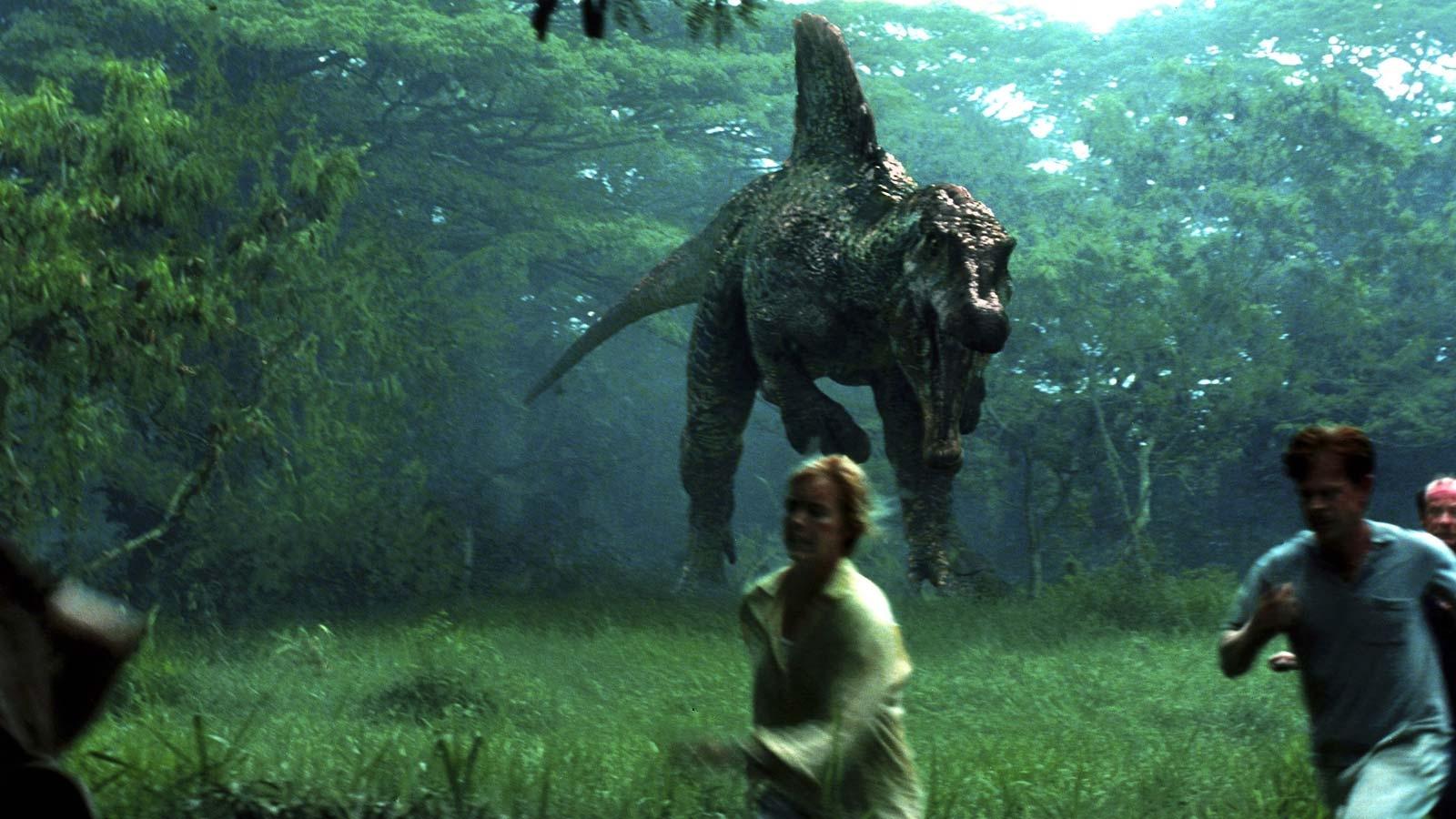 RECAP: Jurassic Park III - The Exploder: Action Movie Recaps